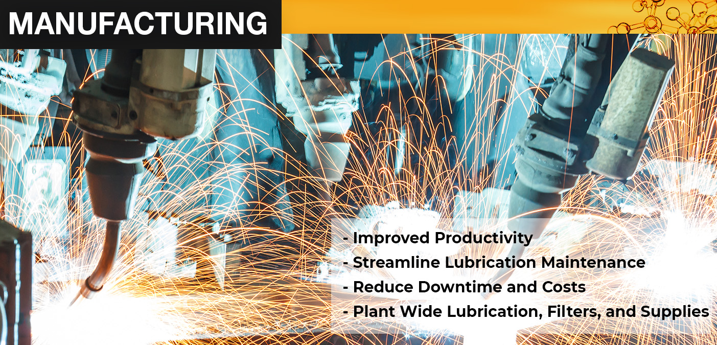 Manufacturing Lubricants